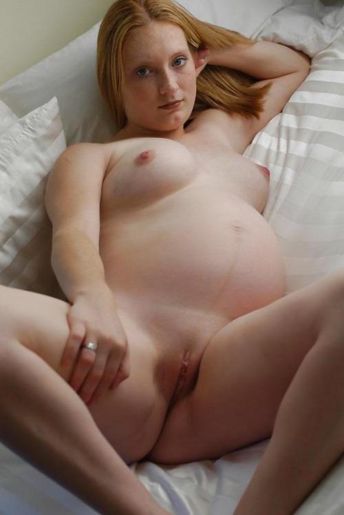 Preñada