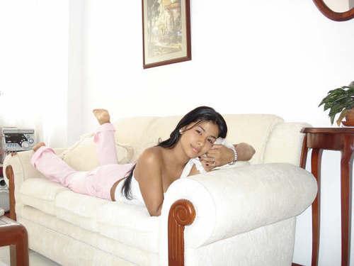 Linda venezolana quiere ser actriz porno
