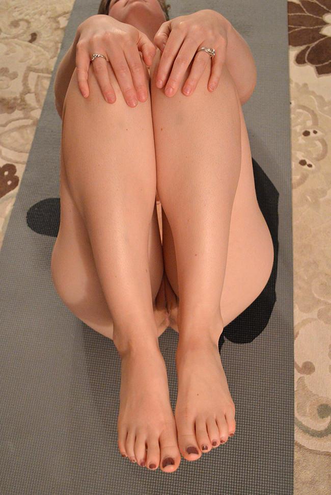 pies de mujer