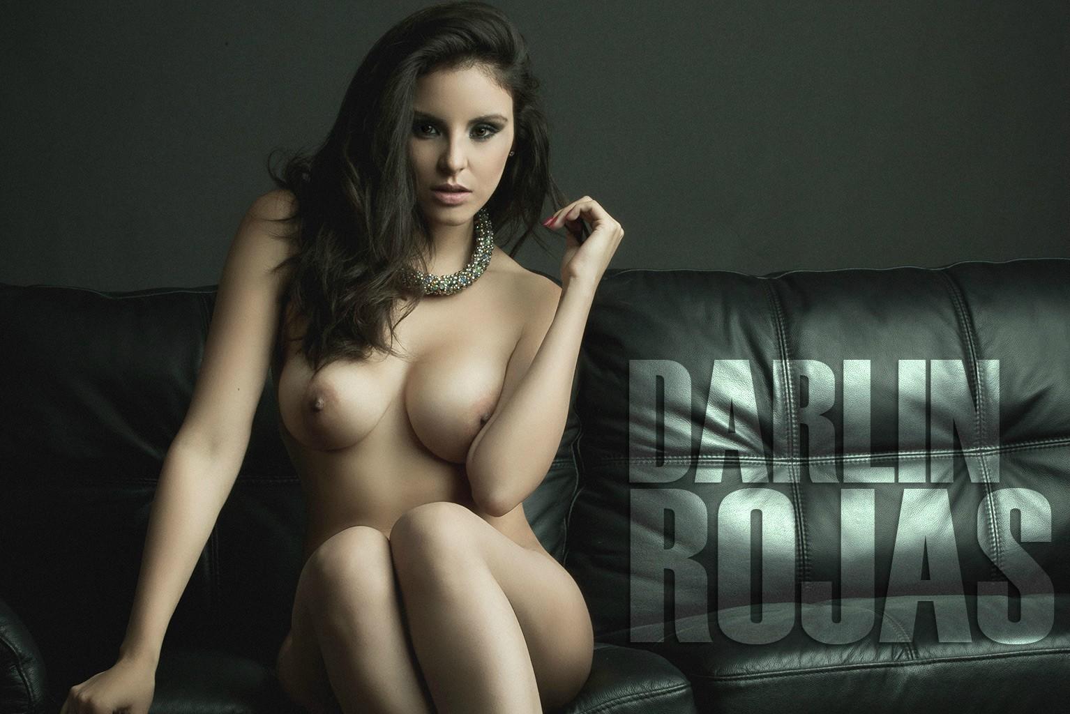 Darlín Rojas Ramírez desnuda