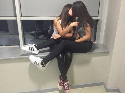 jovencitas lesbianas